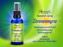 Zitronenmyrte Raumduft-Spray